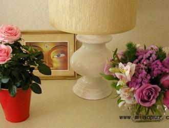 室内花卉装饰的作用介绍